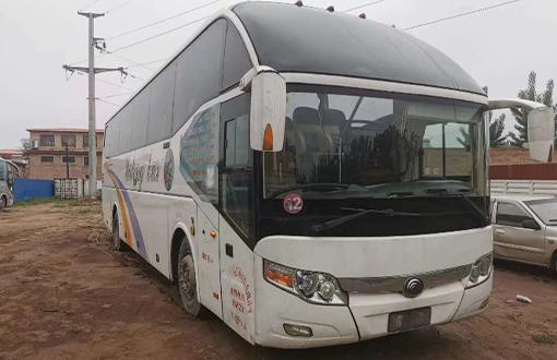 北京大巴车报废